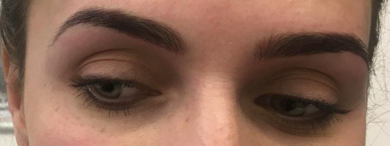 Poudrový permamentní makeup 1
