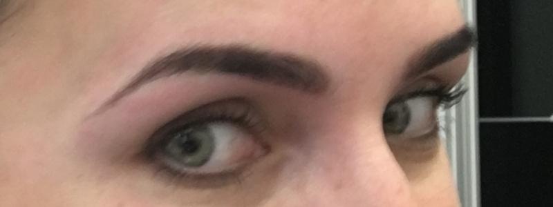 Poudrový permamentní makeup 2