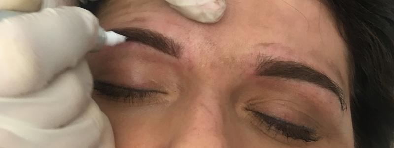 Poudrový permamentní makeup 3