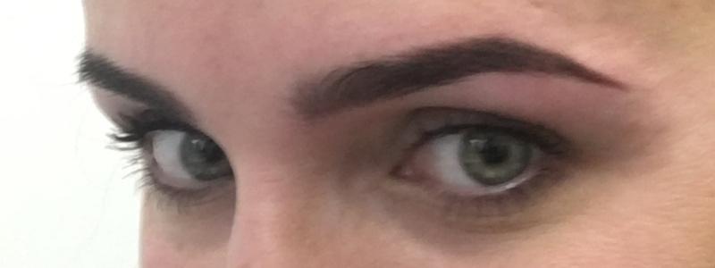 Poudrový permamentní makeup 4