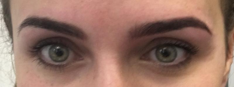 Poudrový permamentní makeup 5