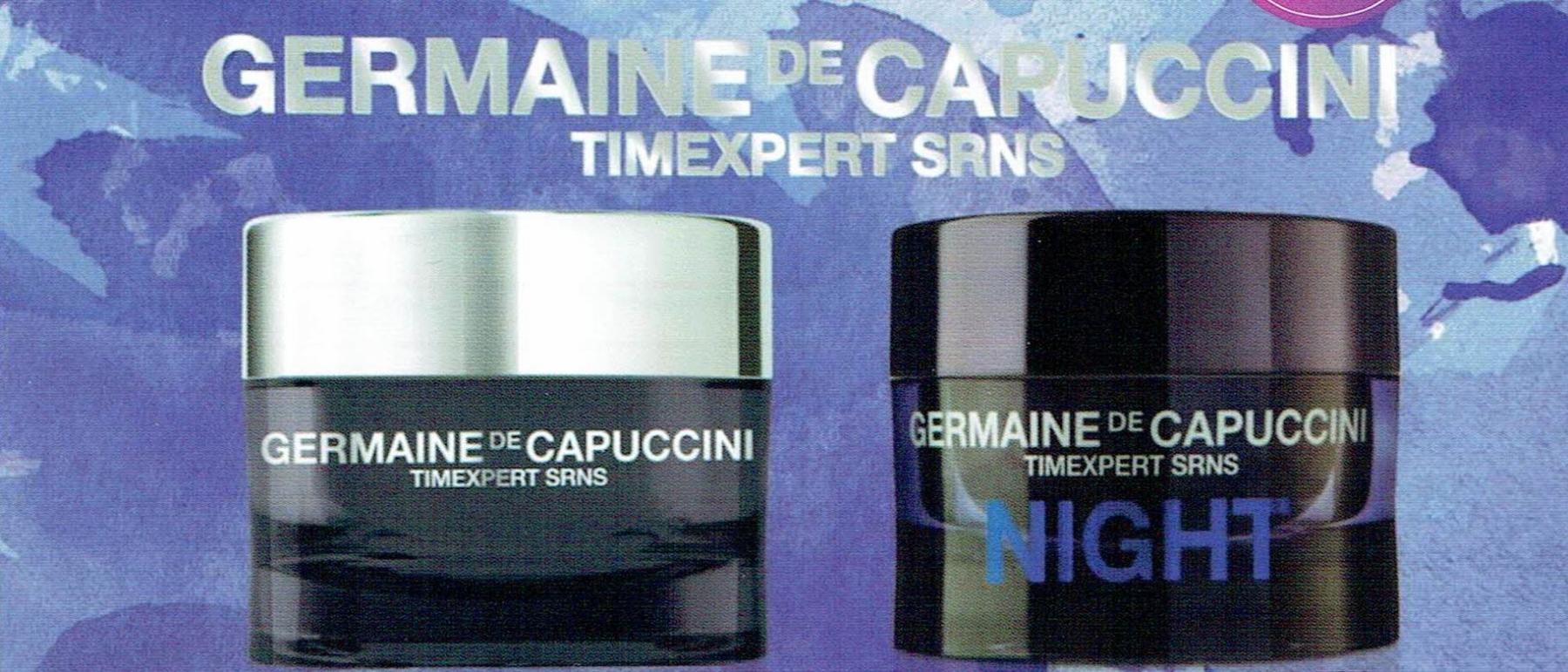 GERMAINE de CAPUCCINI TIMEXPERT SRN