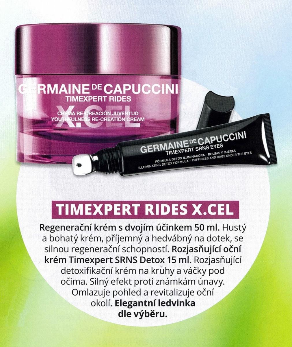 GERMANIE DE CAPUCCINI TIMEXPERT RIDES